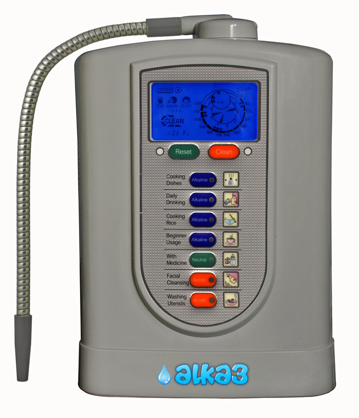 Circuito Ionizador De Agua : Alka ionizador de agua alcalina